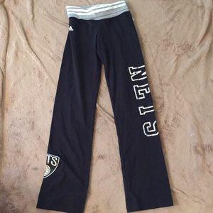 Girls adidas pants medium 10/12